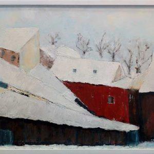 Zimski-pejsaž