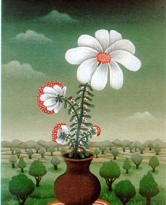 bijelo cvijece